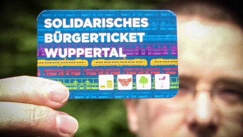 Diskussion um Bürgerticket (Foto: SAT.1 NRW)