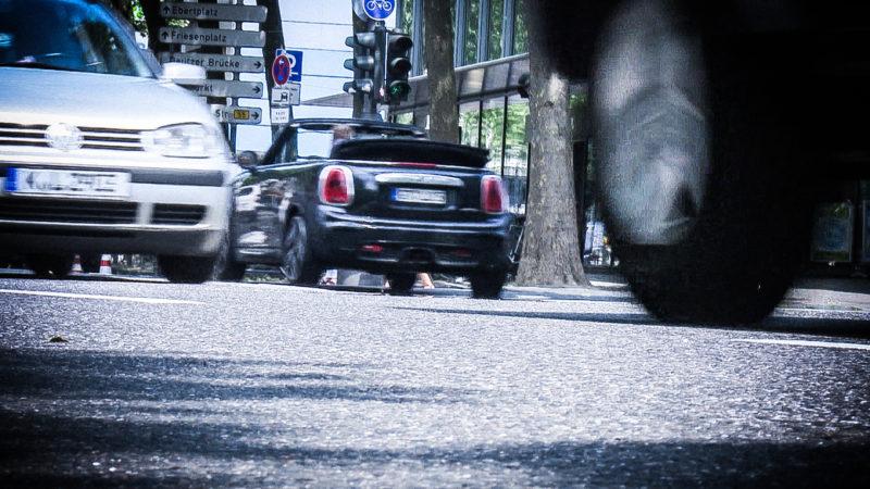 Kommt die Citymaut? (Foto: SAT.1 NRW)