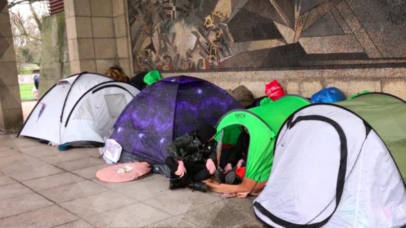 Eigenheim für Obdachlose (Foto: SAT.1 NRW)