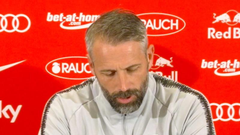 Mönchengladbach verpflichtet Trainer Rose (Foto: SAT.1 NRW)