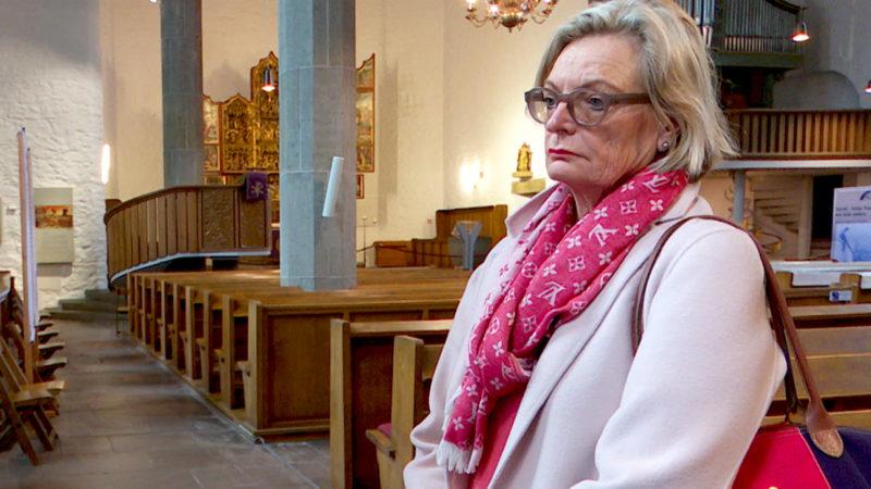 Witwe betreibt Suizid-Aufklärung (Foto: SAT.1 NRW)