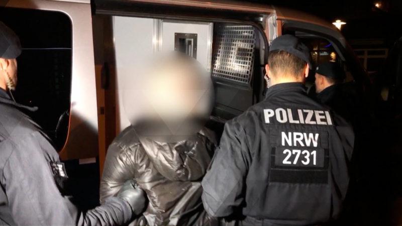 Plan gegen Clan-Kriminalität (Foto: SAT.1 NRW)