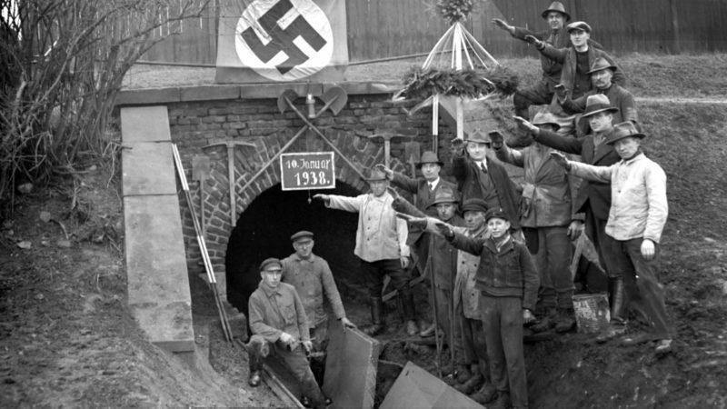 Nazivergangenheit bei Emschergenossenschaft und Lippeverband (Foto: SAT.1 NRW)