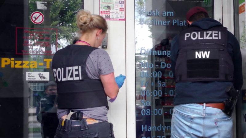 Mysteriöse Entführung im Wuppertal (Foto: SAT.1 NRW)