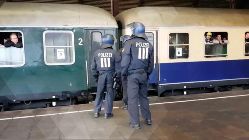 Prozessbeginn gegen mutmaßlichen Fußball-Vergewaltiger (Foto: SAT.1 NRW)