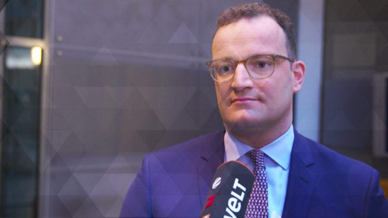 Gesundheitsminister Spahn plant Impf-Pflicht (Foto: SAT.1 NRW)