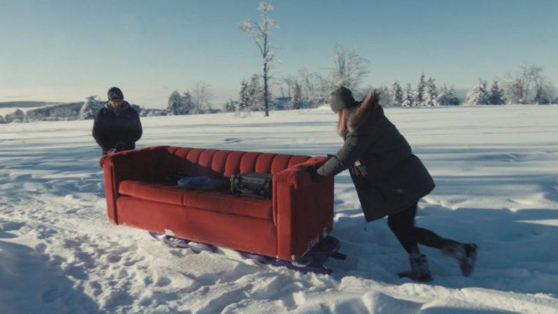 40 Jahre rote Couch (Foto: SAT.1 NRW)