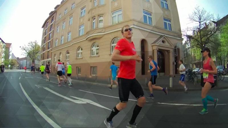Münsteraner knackt Rückwärtslauf-Rekord (Foto: SAT.1 NRW)