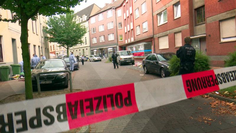 Prozessbeginn nach mutmaßlichem Vermieter-Mord (Foto: SAT.1 NRW)