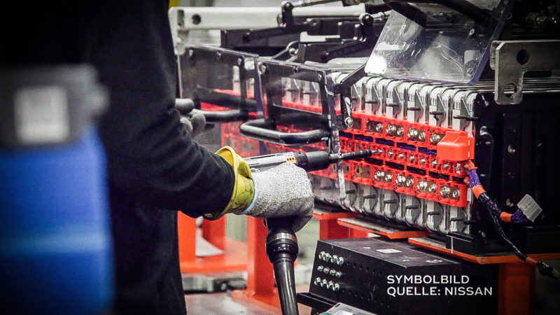 Batterieforschungszentrum entsteht NRW (Foto: SAT.1 NRW)