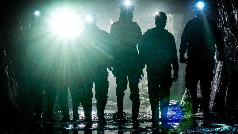 Bergleute klagen gegen RAG (Foto: SAT.1 NRW)
