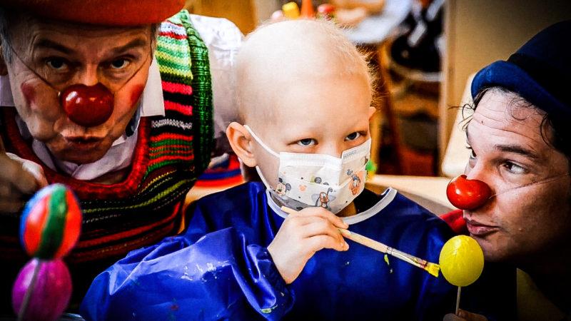 Musikvideo für krebskranke Kinder (Foto: SAT.1 NRW)