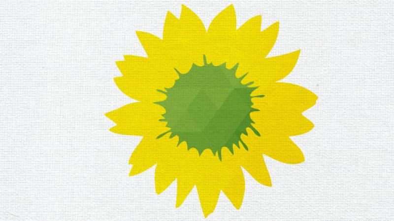 Grüne gegen rechts (Foto: SAT.1 NRW)