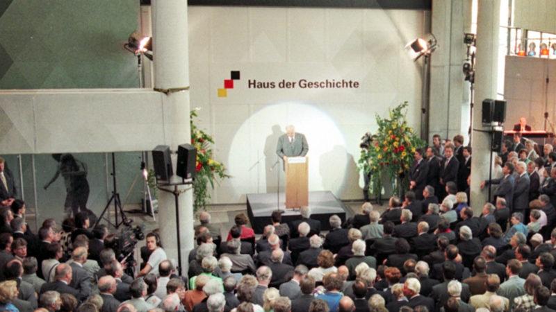Haus der Geschichte feiert Geburtstag (Foto: SAT.1 NRW)