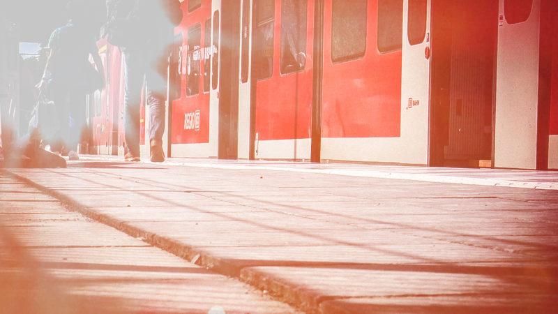 Test: Klimaanlagen in Zügen (Foto: SAT.1 NRW)