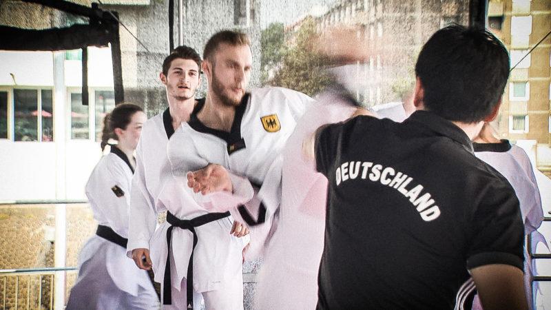 Olympischer Nachwuchs (Foto: SAT.1 NRW)