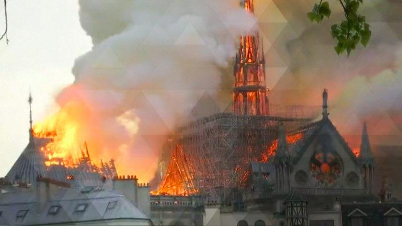 NRW-Hilfe für Notre Dame? (Foto: SAT.1 NRW)