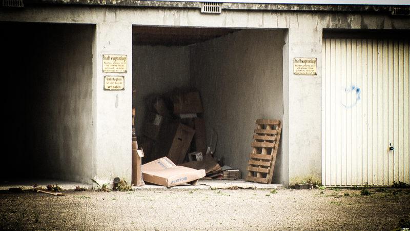 Leichenfund im Koffer: Anklage erhoben (Foto: SAT.1 NRW)