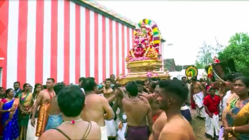 Hindu-Fest in Hamm (Foto: SAT.1 NRW)