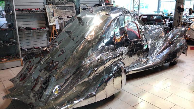 Das verrückteste Auto von NRW (Foto: SAT.1 NRW)