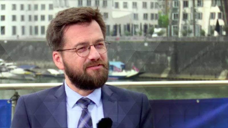 Sommerinterview mit Thomas Kutschaty, SPD (Foto: SAT.1 NRW)