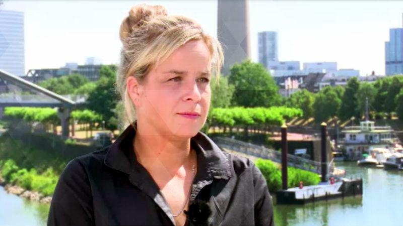 Sommerinterview mit Mona Neubaur, Grüne NRW (Foto: SAT.1 NRW)