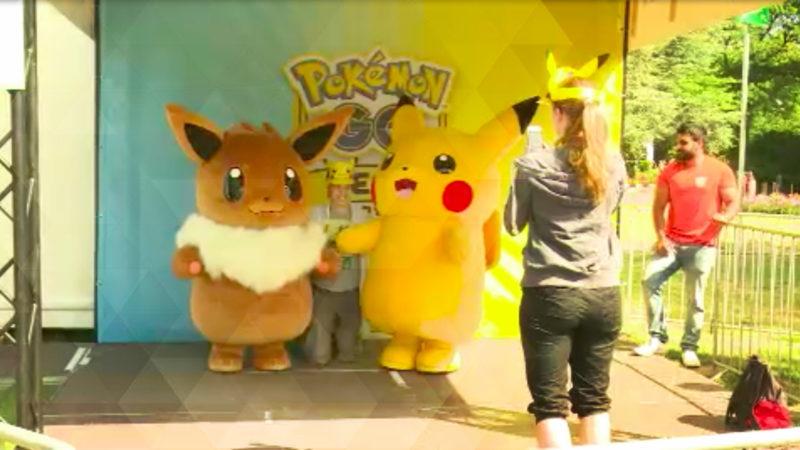 Pokemon-Fest in Dortmund (Foto: SAT.1 NRW)