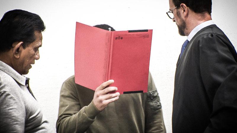 Prozess: Tödlicher Streit (Foto: SAT.1 NRW)