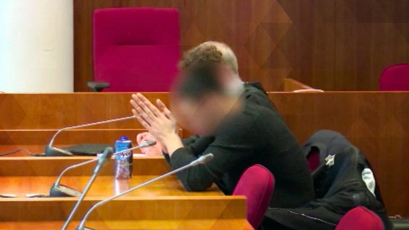 Walid S. erneut vor Gericht (Foto: SAT.1 NRW)