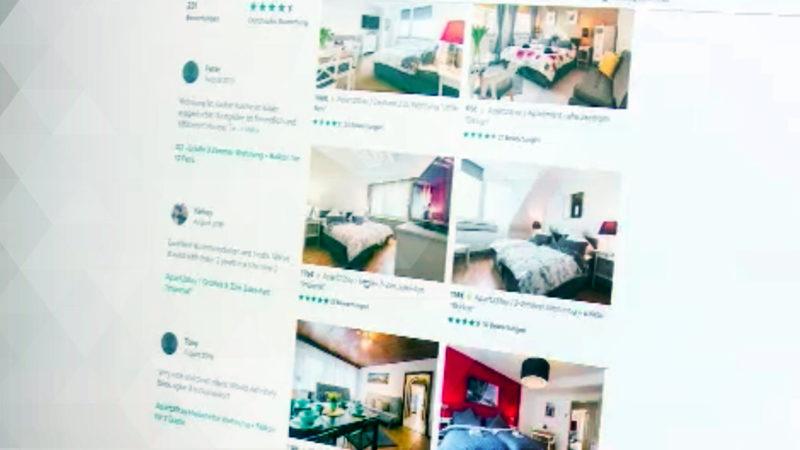 Airbnb-Vermieter müssen blechen (Foto: SAT.1 NRW)