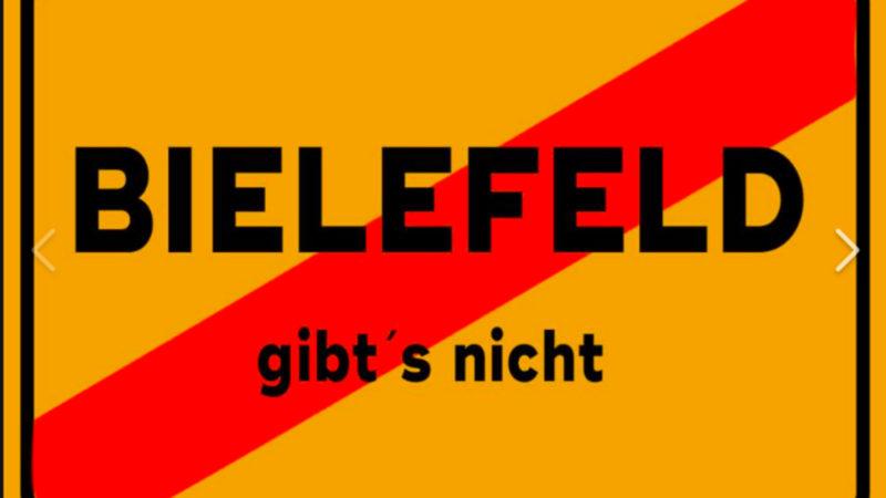 Bielefeld gibt's nicht?! (Foto: SAT.1 NRW)