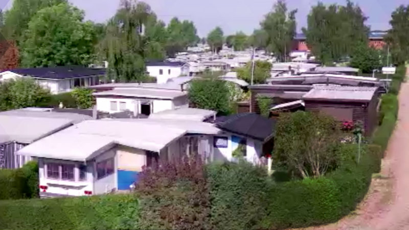 Deutschlands größter Campingplatz (Foto: SAT.1 NRW)