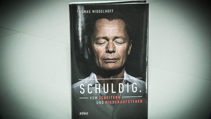 Neues Buch von Thomas Middelhoff (Foto: SAT.1 NRW)