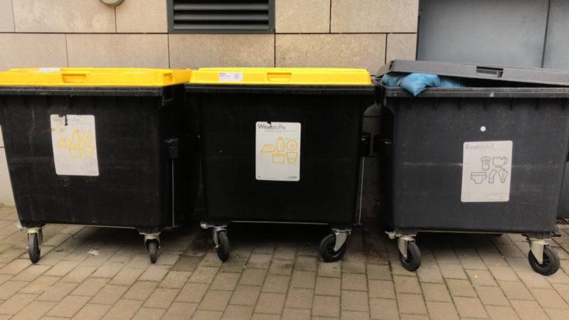 Große Unterschiede bei Müllgebühren (Foto: SAT.1 NRW)