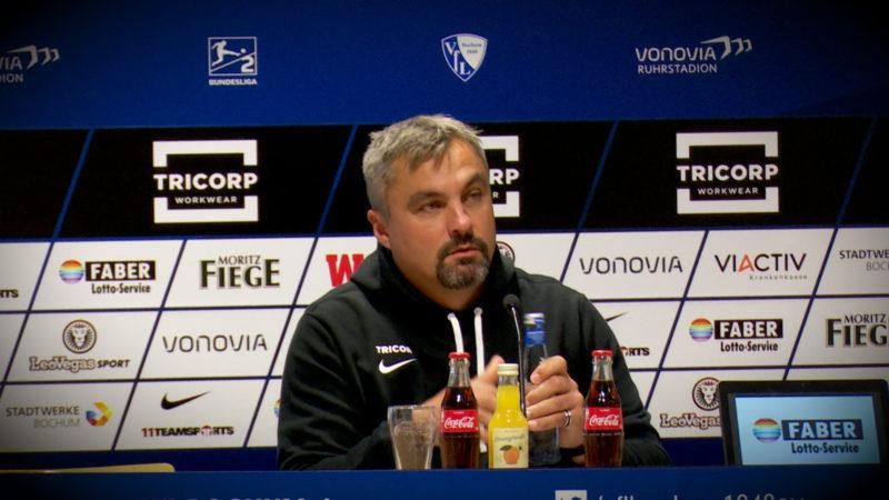 Neuer Trainer für den VfL Bochum (Foto: SAT.1 NRW)