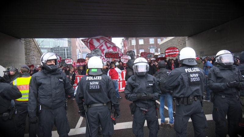 Heisses Derby (Foto: SAT.1 NRW)