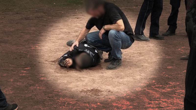 Fussballer nach Spiel ins Koma geprügelt (Foto: SAT.1 NRW)