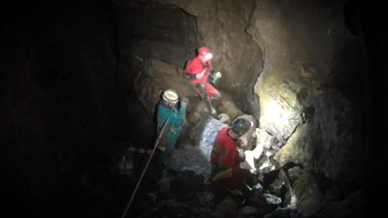 Höhlen Sensation (Foto: SAT.1 NRW)