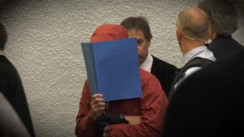 Raser vor Gericht (Foto: SAT.1 NRW)