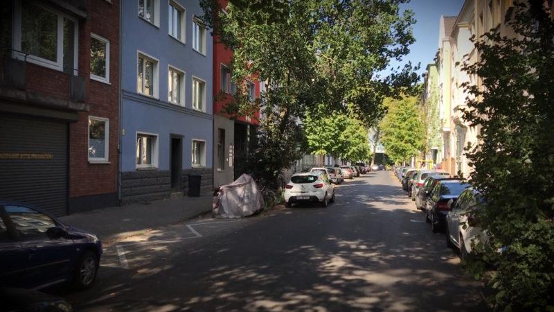 Sex-Täter in Düsseldorf unterwegs (Foto: SAT.1 NRW)