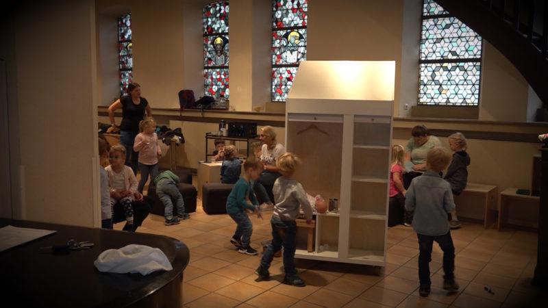 Kirche für Kinder (Foto: SAT.1 NRW)