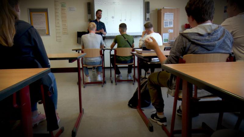 Lehrer durch Quereinstieg (Foto: SAT.1 NRW)