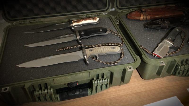 Rambos Messer kommen aus NRW (Foto: SAT.1 NRW)
