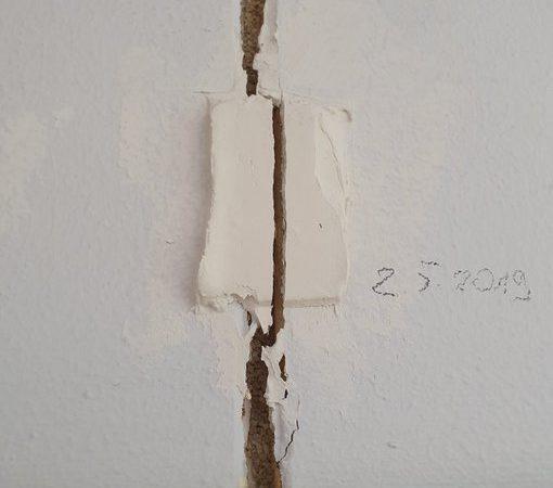 Schule in Essen abgesackt (Foto: SAT.1 NRW)