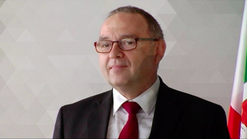 Wird Norbert Walter-Borjans SPD-Boss? (Foto: SAT.1 NRW)