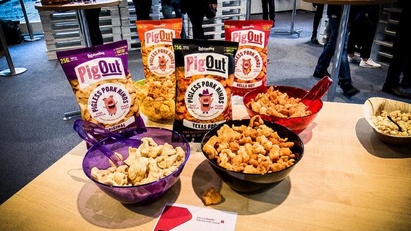 Foodmesse Anuga spendet an Tafel (Foto: SAT.1 NRW)