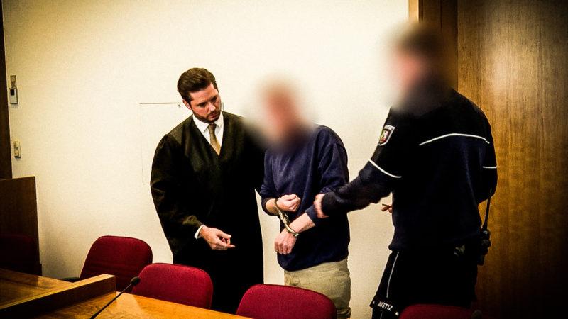 Prozess um mutmaßlichen Elternmord (Foto: SAT.1 NRW)