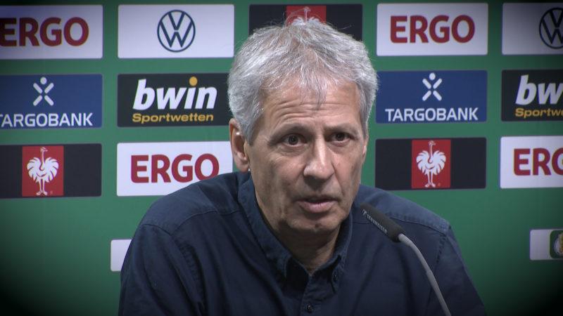 BVB entlässt Trainer Favre (Foto: SAT.1 NRW)