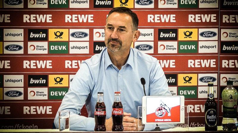 1.FC Köln will weiter punkten (Foto: SAT.1 NRW)