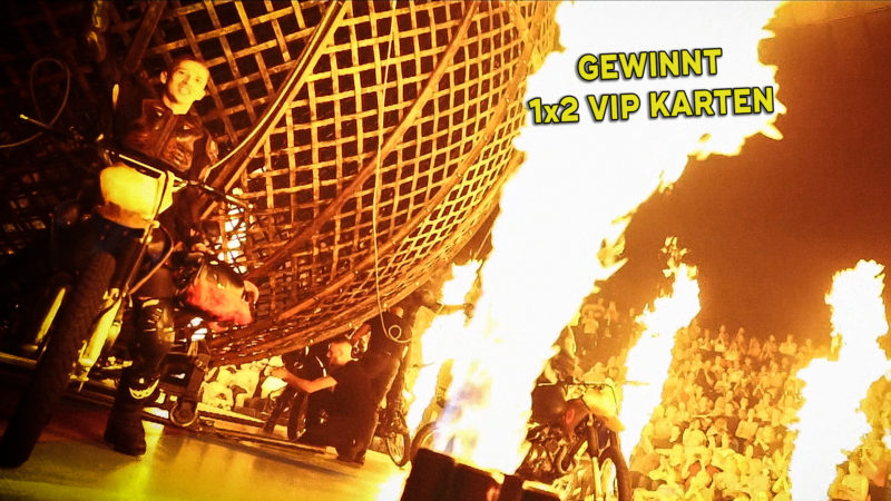 Gewinnspiel: 30 Jahre Circus Flic Flac (Foto: SAT.1 NRW)